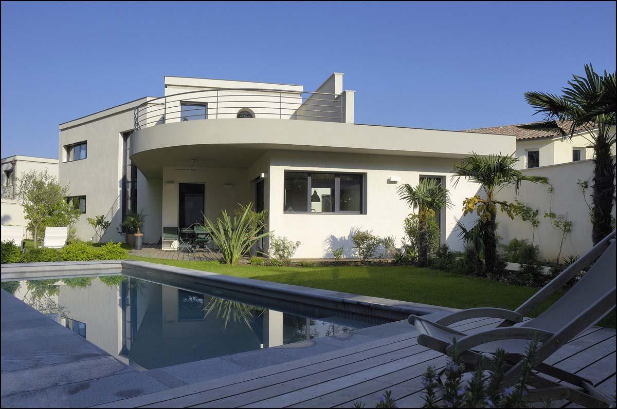 Maison architecte lyon maison moderne for Architecte lyon maison individuelle